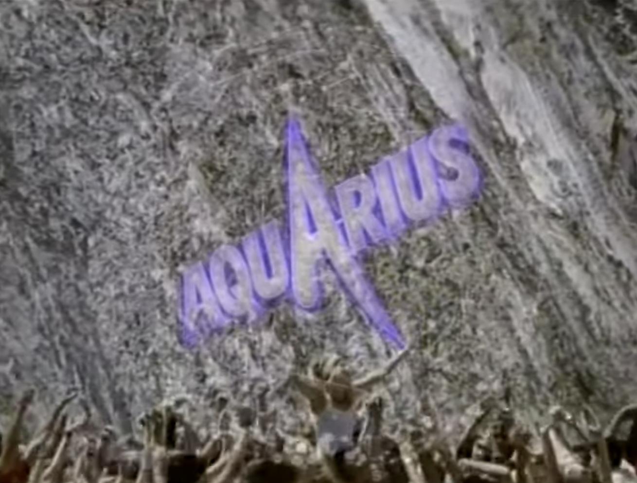 Visionarios, Aquarius
